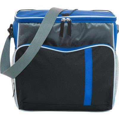 Picture of Polyester 600D COOL BAG in Cobalt Blue