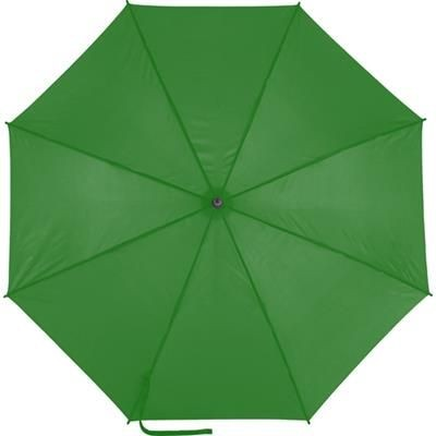 Picture of AUTOMATIC POLYESTER UMBRELLA in Green