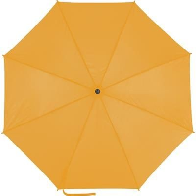 Picture of AUTOMATIC POLYESTER UMBRELLA in Orange