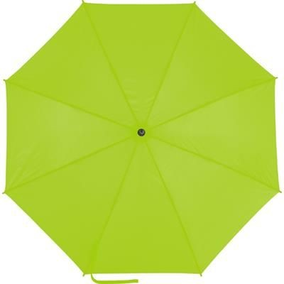 Picture of AUTOMATIC POLYESTER UMBRELLA in Pale Green