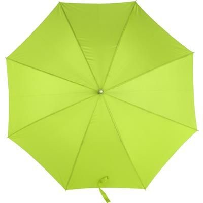 Picture of UMBRELLA with Automatic Opening in Lime