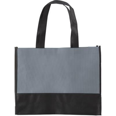 Picture of NON WOVEN 80g COLOUR BAG in Grey
