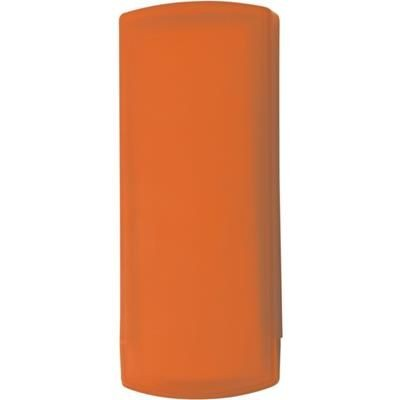 Picture of POCKET PLASTER PACK in Translucent Orange