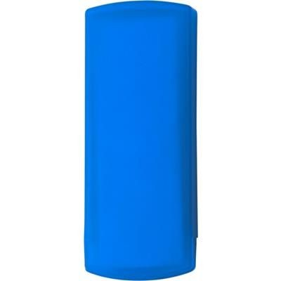Picture of POCKET PLASTER PACK in Translucent Blue