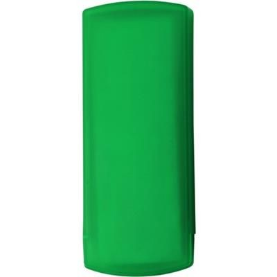 Picture of POCKET PLASTER PACK in Translucent Green