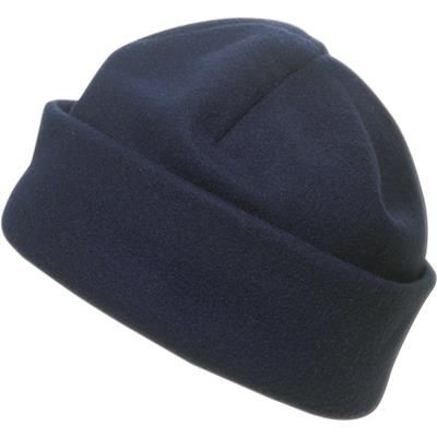 Picture of FLEECE BEANIE HAT in Blue