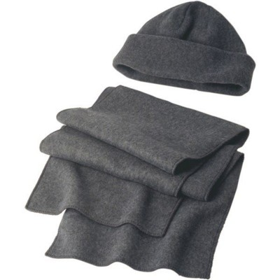 Picture of FLEECE CAP AND SCARF