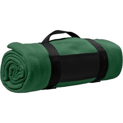 Picture of FLEECE BLANKET in Green