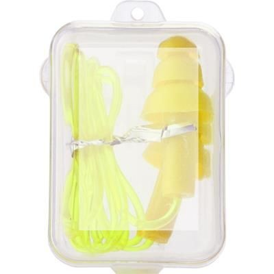 Picture of SILICON EAR PLUGS in Yellow