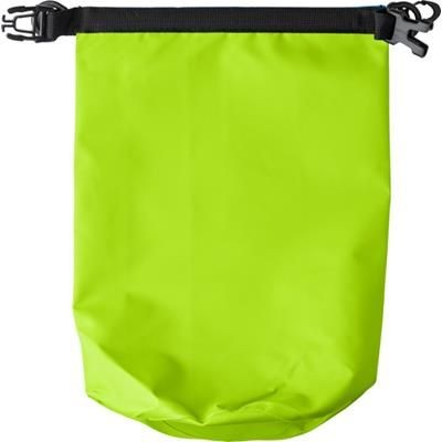 Picture of PVC BAG in Pale Green