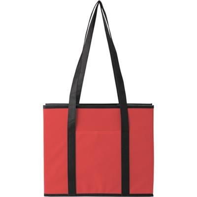Picture of NON WOVEN FOLDING CAR ORGANIZER in Red