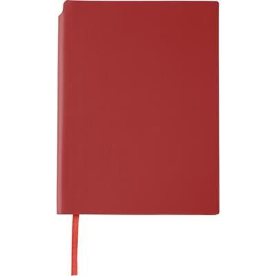 Picture of PU NOTE BOOK in Red