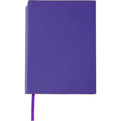 Picture of PU NOTE BOOK in Purple