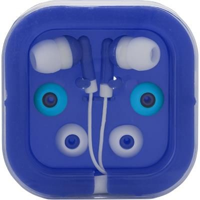Picture of PAIR OF EARPHONES in Blue
