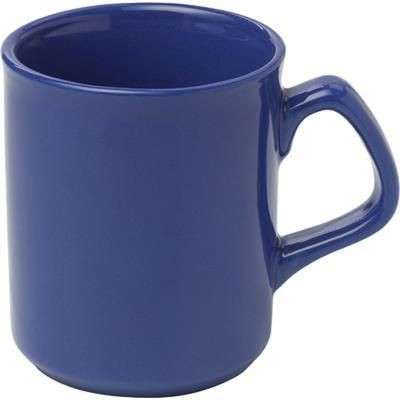 Picture of 250ML PORCELAIN MUG in Blue