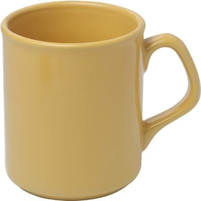 Picture of 250ML PORCELAIN MUG in Yellow