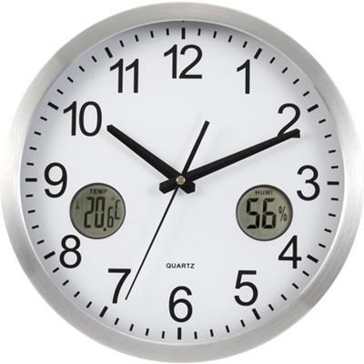 Picture of PLASTIC 30CM WALL CLOCK