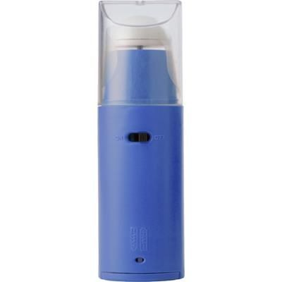 Picture of PLASTIC PORTABLE ELECTRIC FAN in Cobalt Blue