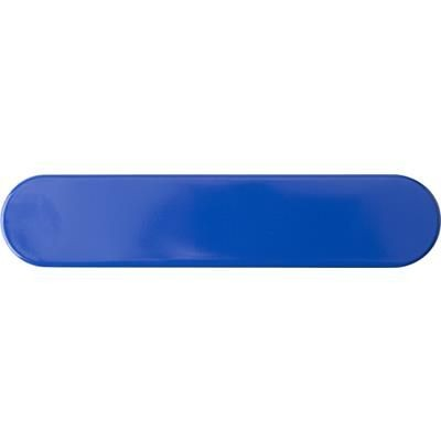 Picture of ALUMINIUM METAL BALL PEN in Cobalt Blue in Colour Tin Box