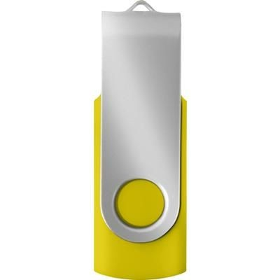 Picture of USB DRIVE 16GB in Yellow