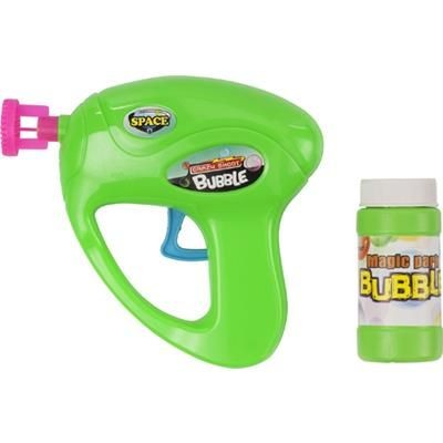 Picture of BUBBLE BLOWER GUN in Green