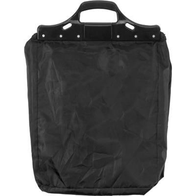 Picture of TROLLEY SHOPPER TOTE BAG in Black