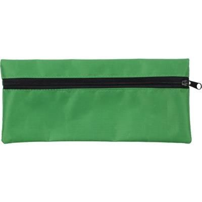 Picture of PENCIL CASE with Zip in Green