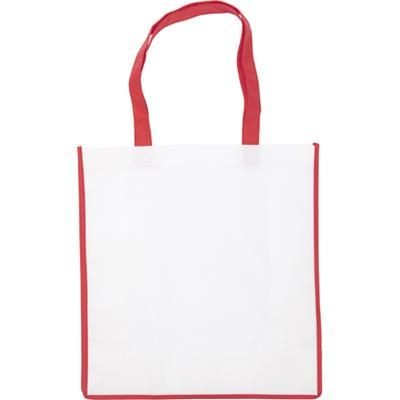 Picture of NONWOVEN BAG with Colour Trim
