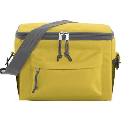 Picture of POLYESTER 600D COOLER in Yellow