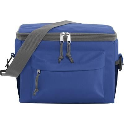 Picture of POLYESTER 600D COOLER in Cobalt Blue