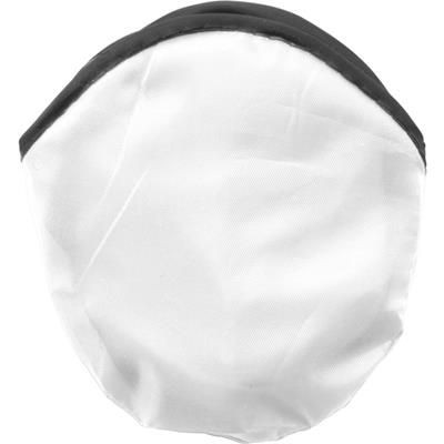Picture of FOLDING FRISBEE & POUCH in White