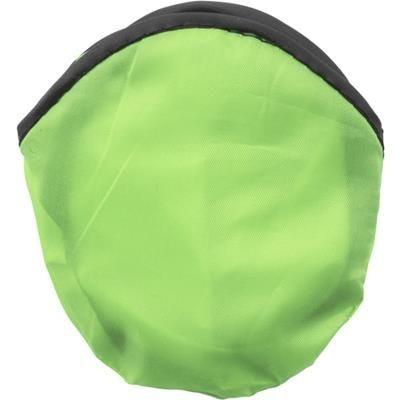 Picture of FOLDING FRISBEE & POUCH in Green