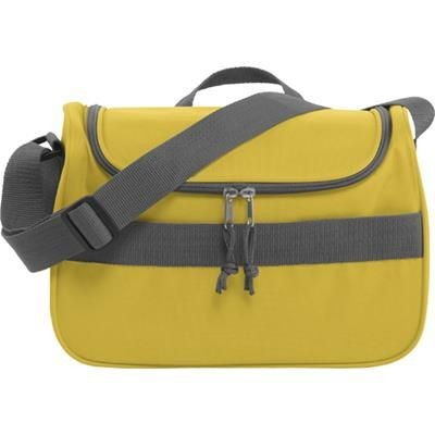Picture of POLYESTER 600D COOL BAG in Green