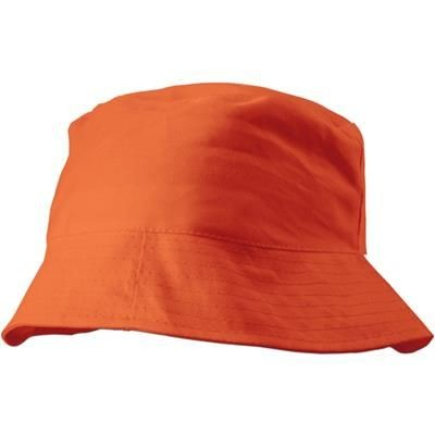 Picture of SUN HAT in Orange