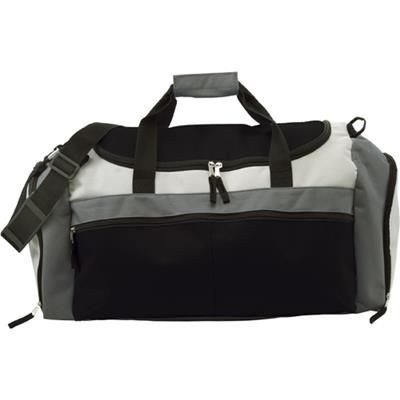 Picture of LARGE SPORTS BAG HOLDALL in Black