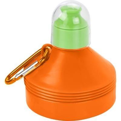 Picture of FOLDING SPORTS DRINK BOTTLE in Orange