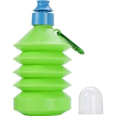 Picture of FOLDING SPORTS DRINK BOTTLE in Pale Green