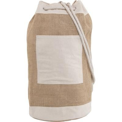 Picture of JUTE DUFFLE BAG