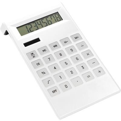 Picture of DESK CALCULATOR in White
