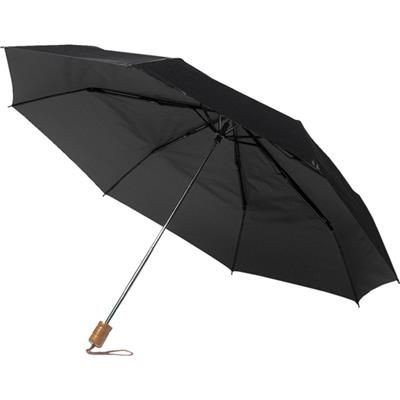 Picture of FOLDING UMBRELLA in Black