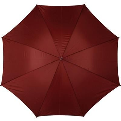Picture of GOLF UMBRELLA in Burgundy