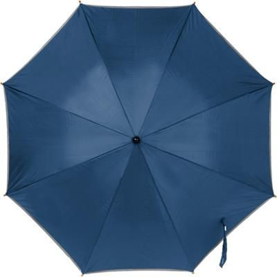 Picture of REFLECTIVE UMBRELLA in Blue