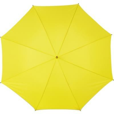 Picture of SPORTS UMBRELLA in Yellow