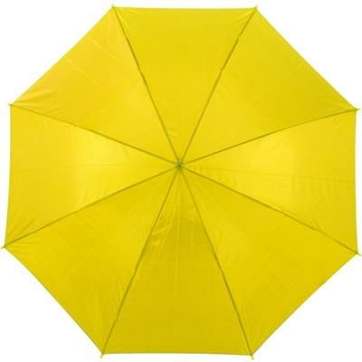 Picture of AUTO OPENING UMBRELLA in Yellow