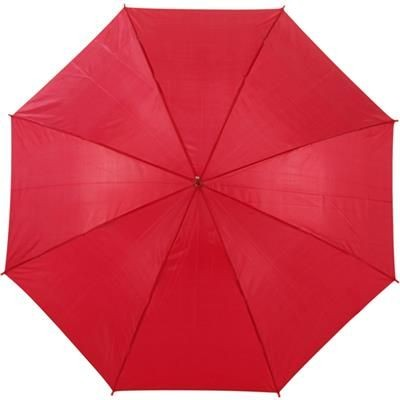 Picture of AUTO OPENING UMBRELLA in Red