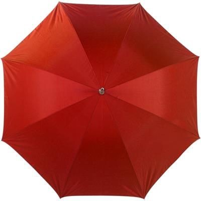 Picture of AUTOMATIC OPENING UMBRELLA in Red
