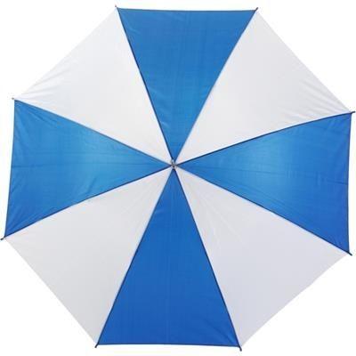 Picture of AUTOMATIC UMBRELLA in Blue & White