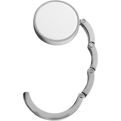 Picture of HOLD UP HANDBAG HANGER HOOK in White