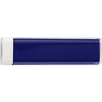 Picture of ABS POWERBANK in Cobalt Blue