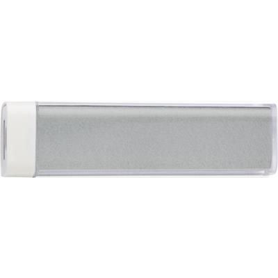 Picture of ABS POWERBANK in Silver